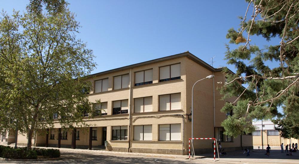 Colegio público Otero de Navascués