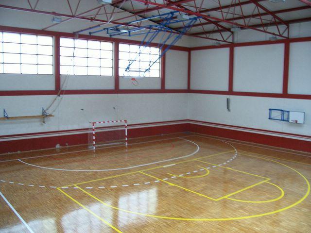 Polideportivo municipal ayuntamiento cintru nigo cintru nigo - Colegio otero de navascues ...